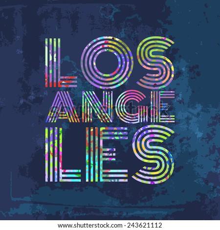 city of los angeles   artwork