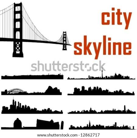 city panoramas