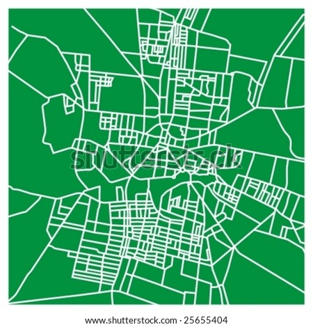 City Map Vector Free City Street Map Vector