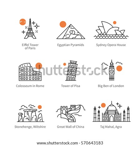 city travel landmarks  tourist