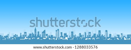 city with buildings and