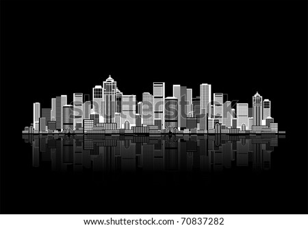 cityscape background for your