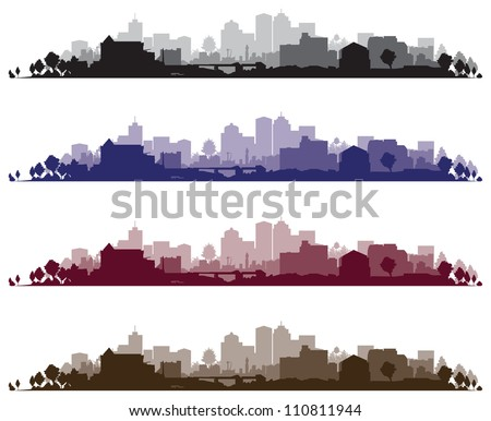 stock-vector-cityscape-backgrounds