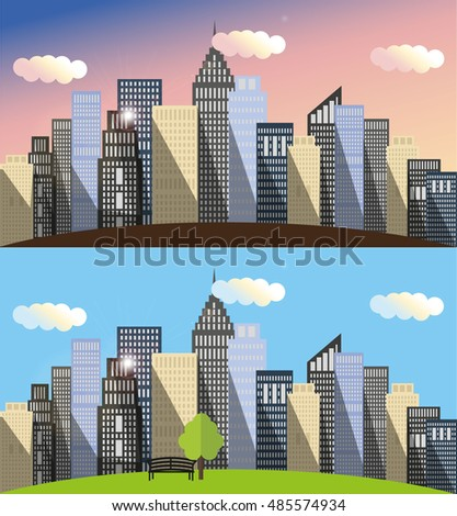 cityscape during the day  at
