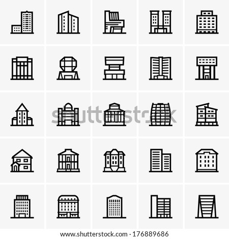 Civil buildings