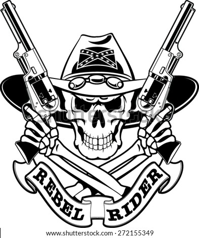Skull With Ar  Crossbones Coloring Page Easy