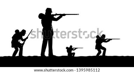civil war soldier troops