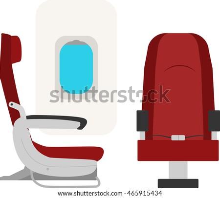 Civilian Aircraft Seat