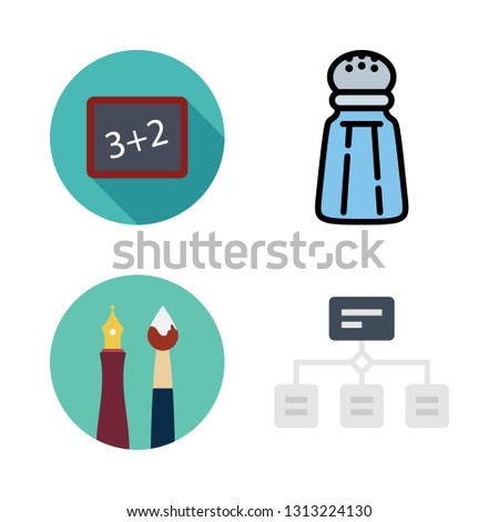 class icons set. vector set about [ iconsRandom] icons set.