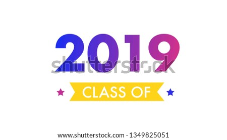 Card template with congratulations word and degree - Download Free
