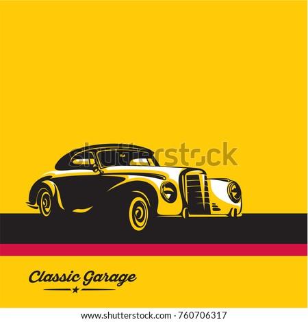 classic car  luxury vintage car ...