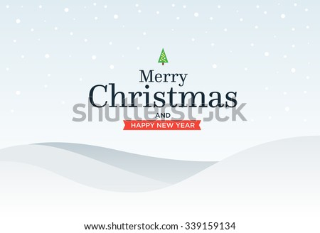 classic marry christmas
