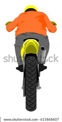 classic motocross motorcycle