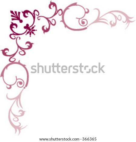 Classic Ornament Stock Vector 366365 : Shutterstock
