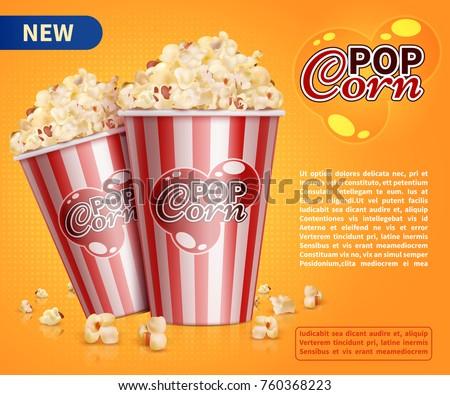 classic popcorn movie theater