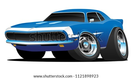 classic sixties style american...