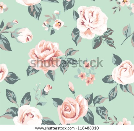 classic wallpaper seamless