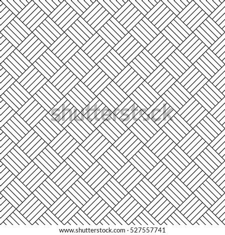 stock-vector-classic-wide-black-white-parquet-and-textile-ornament