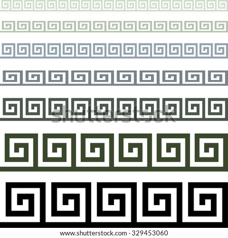 Free Greek Vector Ornament Free Vector Art From Vecteezy Custom Greek Vase Patterns