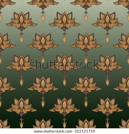 classical pattern  russian