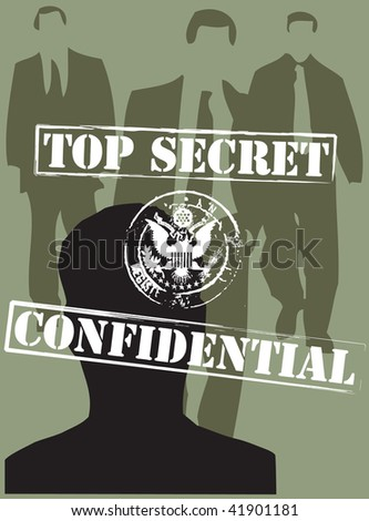 Classified information in the economy, politics, ethics.
