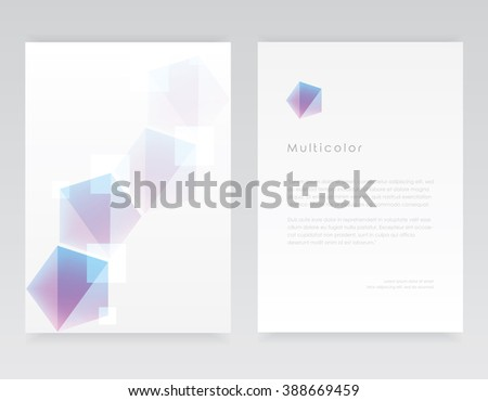 company letterhead design with clean pattern - Download Free Vector ...