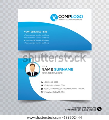 Clean modern design template of resume, CV template, vector graphic layout #699502444
