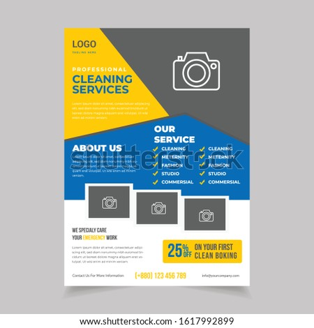 Cleaning Service Flyer Template Fully Editable, Cleaning Service Flyer, Cleaning Service Flyer Template, Cleaning Service,