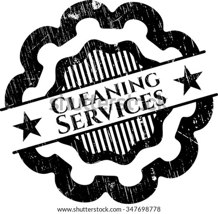 Cleaning Services rubber grunge seal
