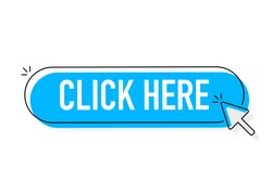 Click here button with hand pointer clicking.