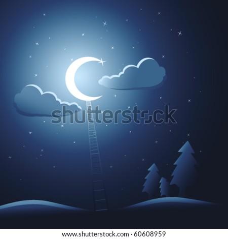 climb me to the moon