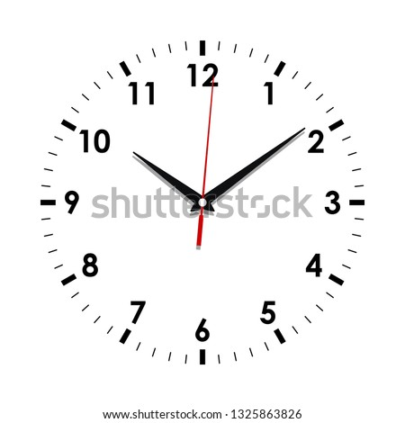 clock face icon symbol watch