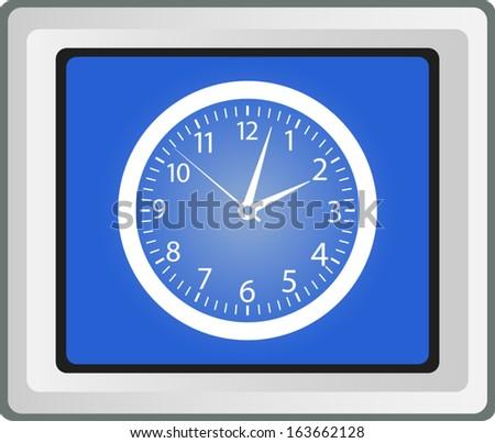 Analog Clock Free Vector Art - (96 Free Downloads)