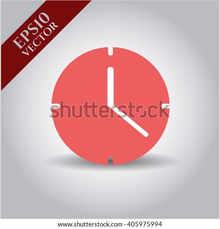 Clock (Time) icon or symbol