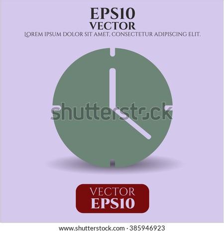 Clock (Time) symbol