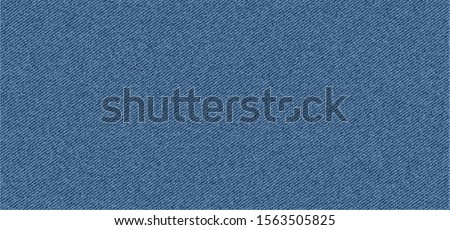 Close up Denim jeans texture Vector clothing background Closeup details line pattern Empty jacket canvas grunge linen fabric woven banner detail Western country love Casual blue dreass day clothes