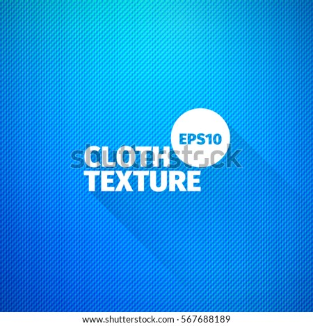 cloth texture vector blue