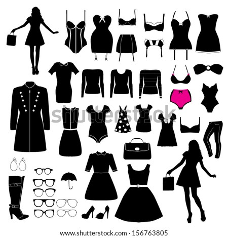 Clothes and accessory