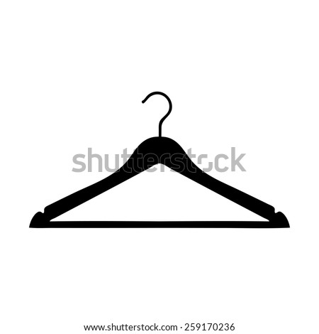 Shutterstock Clothes Hanger icon