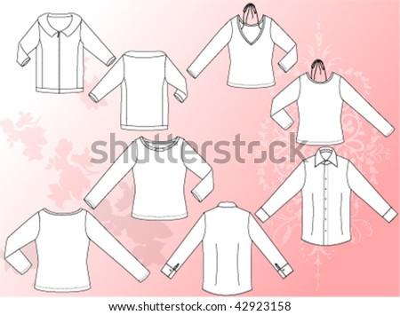 Clothing Shape