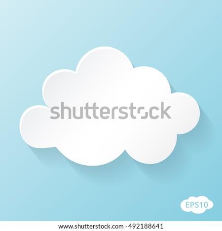 cloud icon cloud vector cloud