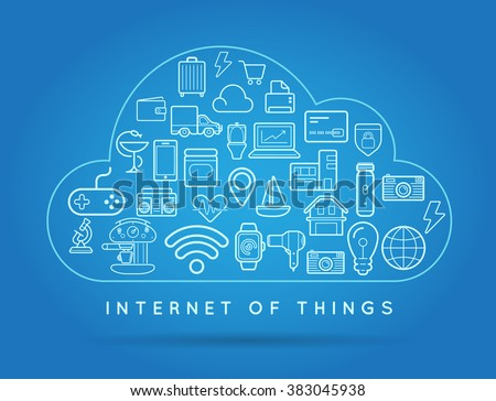 cloud iot internet of things