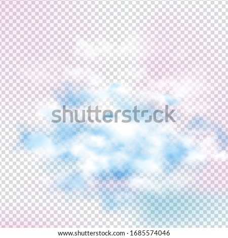 clouds vector design on