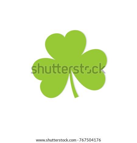 clover lucky leaf