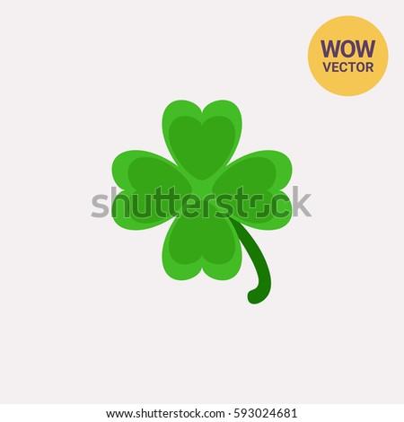 clover vector icon
