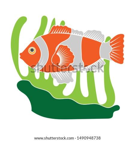 Cute Under The Sea Clipart Cartoon