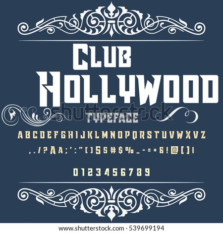 club hollywood handcrafted
