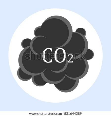 co2 carbon dioxide cloud