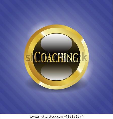 Coaching golden badge