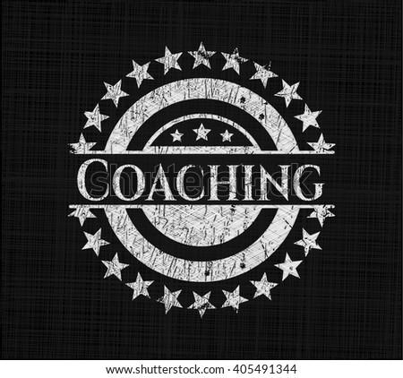 Coaching on blackboard